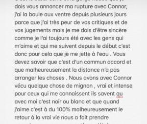 Jelena (Les Anges 11) annonce sa rupture avec Connor