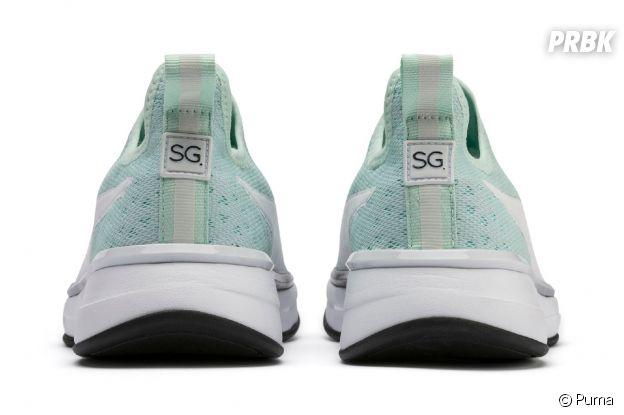 Selena Gomez lance une nouvelle collection de sneakers Puma design et colorée