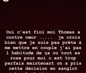 Leana (Les Anges 11) annonce sa rupture avec Thomas