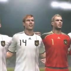 FIFA 11 et PES 2011 ... J-4 avant la sortie