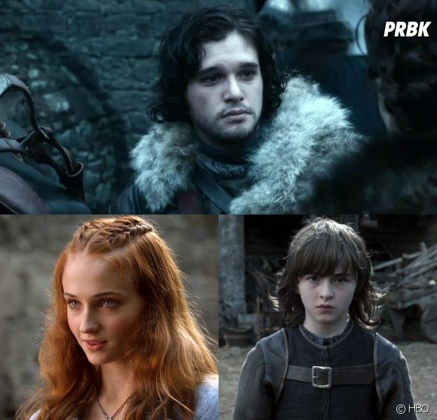 Game of Thrones : les acteurs au début de la série VS aujourd'hui