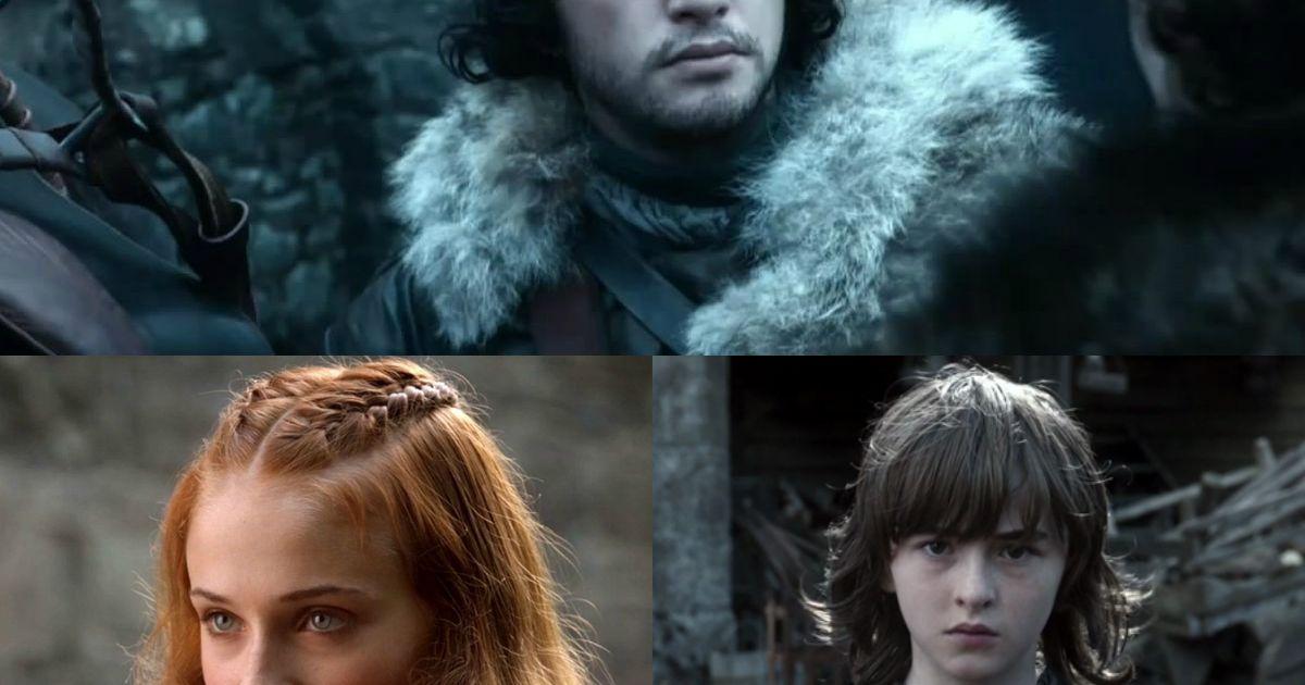 The Best Acteur Games Of Thrones Saison 1 Gif