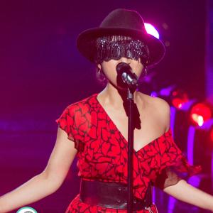 """Monstre (The Voice 8) : """"la 'Sia de chez Lidl', c'était très marrant"""" (interview)"""