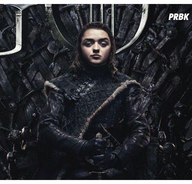 """Game of Thrones saison 8 : Maisie Williams choquée par la scène d'Arya """"J'ai cru que c'était une blague"""""""