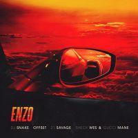 """DJ Snake frappe fort avec 21 Savage, Offset, Gucci Mane et Sheck Wes sur """"Enzo"""" 🎶"""