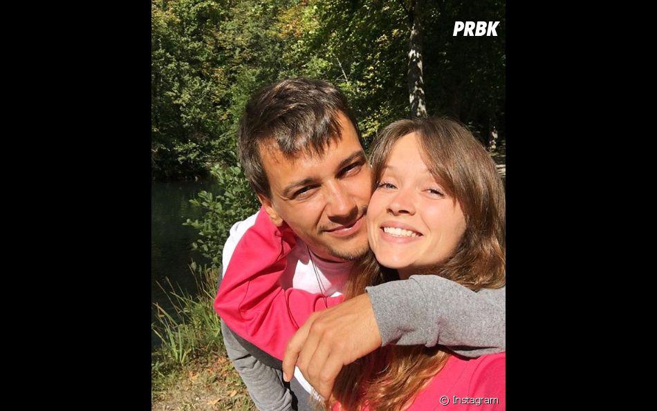 Skam France :Marilyn Lima et Michel Biel en couple comme leurs personnages Manon et Charles