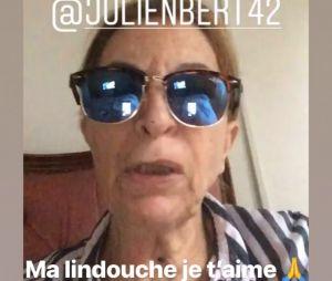 Julien Bert soutenu par Linda des Anges 6