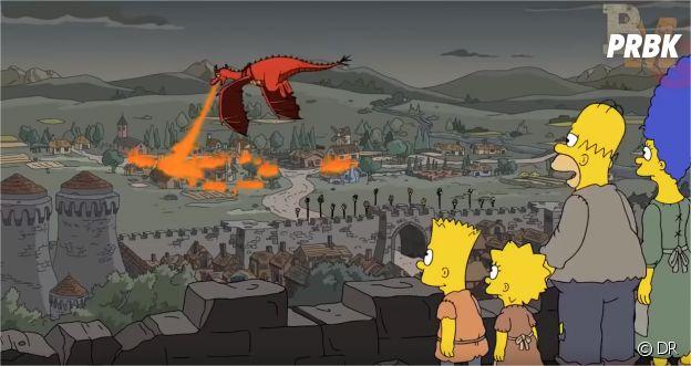 Les Simpson avait prédit l'épisode 5 de la saison 8 de Game of Thrones