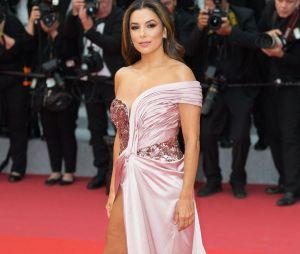 Eva Longoria sur le red carpet, à l'ouverture de la 72ème édition du festival de Cannes