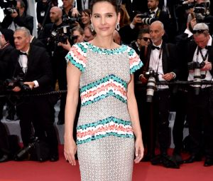Virginie Ledoyen sur le red carpet, à l'ouverture de la 72ème édition du festival de Cannes
