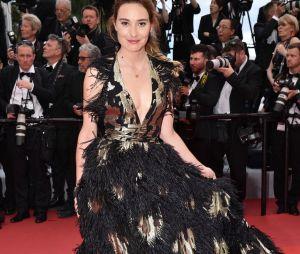 Déborah François sur le red carpet, à l'ouverture de la 72ème édition du festival de Cannes