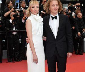 Audrey Lamy et Alex Lutz sur le red carpet, à l'ouverture de la 72ème édition du festival de Cannes