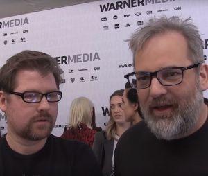 Rick & Morty : les créateurs de la série Justin Roiland et Dan Harmon clament leur admiration pour Kanye West.