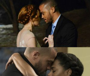 Grey's Anatomy saison 15 : Jesse Williams compare le couple Jackson/Maggie à Japril