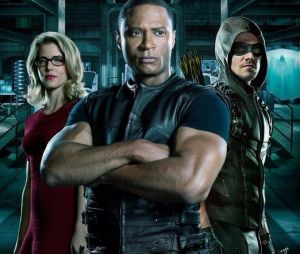 Arrow saison 8 : David Ramsey (Diggle) promet une fin excitante et surprenante