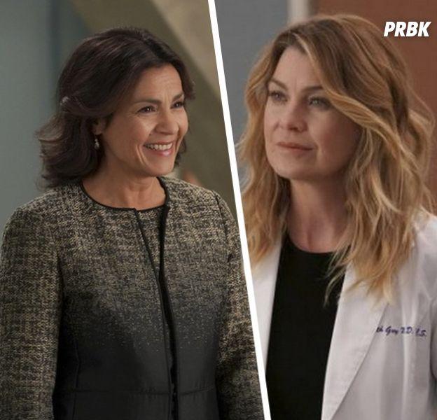 Grey's Anatomy : Marie Cerone aurait dû être le nouveau 'love interest' de Meredith