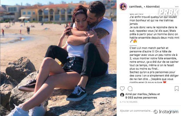 10 couples parfaits 3 : Camille officialise avec Seb