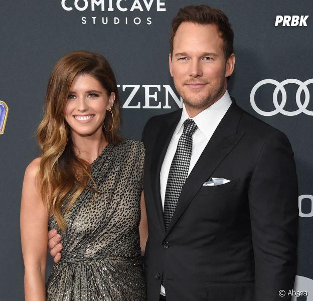 """Chris Pratt et Katherine Schwarzenegger se sont dits """"oui"""" : ils dévoilent une photo du mariage"""