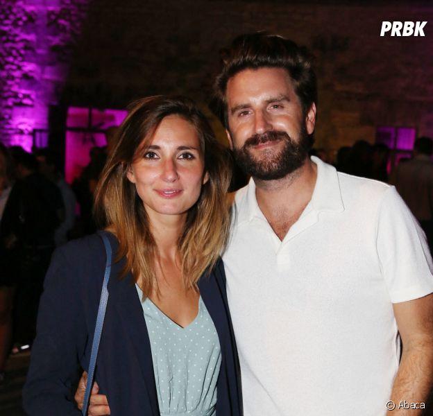 Grégoire Ludig (Palmashow) s'est marié à Marie Portolano