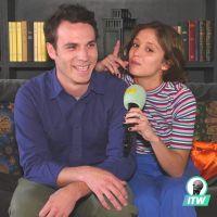 En Famille : nu dans un canal, crotte de nez... Axel Huet et Lucie Bourdeu balancent les dossiers
