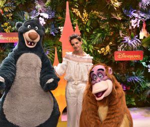 Katie Holmes à Disneyland Paris pour le Festival du Roi Lion & de la jungle