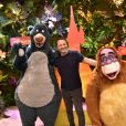 Arthur à Disneyland Paris pour le Festival du Roi Lion & de la jungle