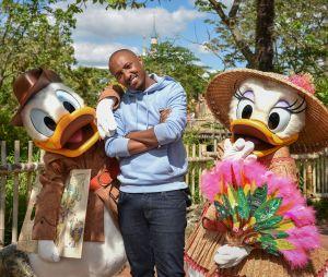 Soprano à Disneyland Paris pour le Festival du Roi Lion & de la jungle