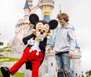 à Disneyland Paris pour le Festival du Roi Lion & de la jungle