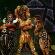 Le Roi Lion et les rythmes de la Terreà Disneyland Paris