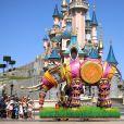 Le rythme de la jungle à Disneyland Paris