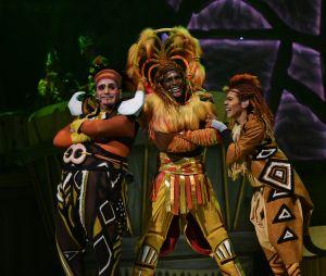 Le Festival du Roi Lion & de la Jungle débarque à Disneyland Paris : Antoine Griezmann, Iris Mittenaere et de nombreuses stars sous le charme