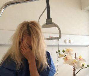 Pamela Anderson hospitalisée en février 2019