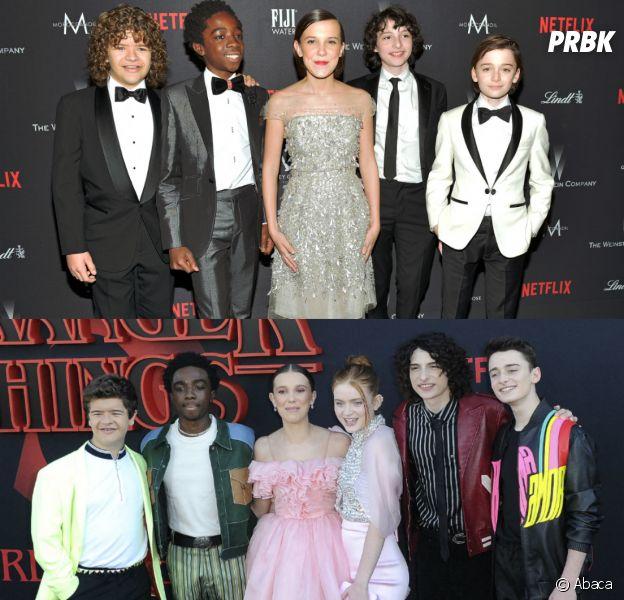 Millie Bobby Brown, Finn Wolfhard... les acteurs de Stranger Things ont bien grandi !