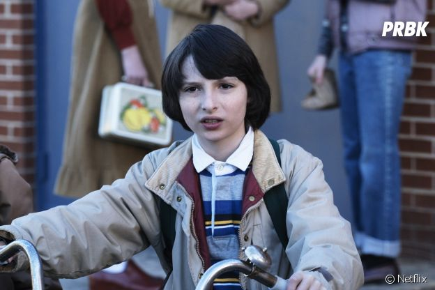Stranger Things : Finn Wolfhard dans la saison 1