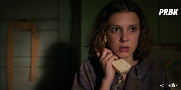 Stranger Things : Millie Bobby Brown dans la saison 3