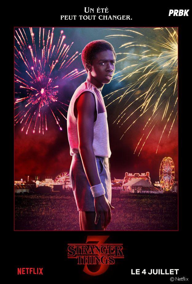 Stranger Things : Caleb McLaughlin dans la saison 3