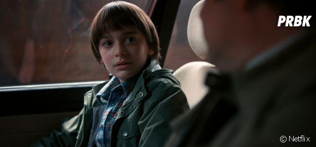 Stranger Things : Noah Schnapp dans la saison 2