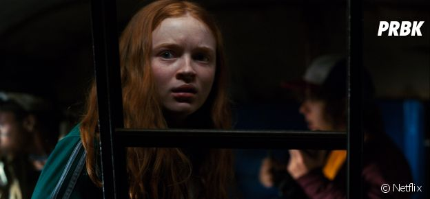 Stranger Things : Sadie Sink dans la saison 2