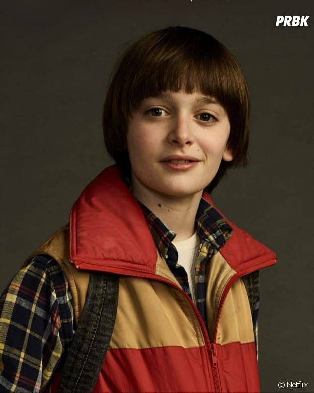 Stranger Things : Noah Schnapp dans la saison 1