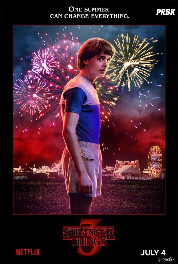 Stranger Things : Noah Schnapp dans la saison 3