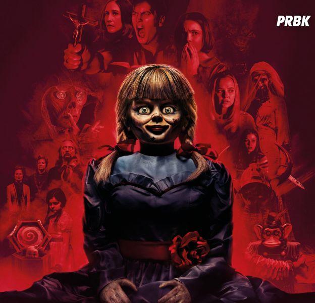 Annabelle 3 : un spectateur meurt au ciné en regardant le film