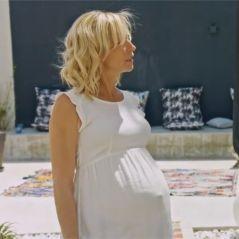 Plus belle la vie : Céline enceinte, qui est le père du futur bébé ?