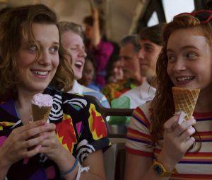 Stranger Things saison 3 : Scoops Ahoy, la boutique de glaces où bossent Steve et Robin, a ouvert ses portes dans la vraie vie