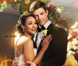 The Flash : Candice Patton victime d'insultes racistes, Grant Gustin prend sa défense