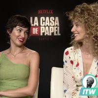 Ursula Corbero et Esther Acebo : l'interro surprise des stars de La Casa de Papel