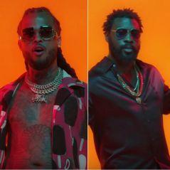"""Kalash et Damso se retrouvent sur deux feats """"JTC"""" et """"Praliné"""" : Booba les clashe"""