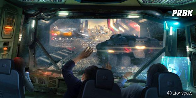 Hunger Games, Twilight, Divergente... Le nouveau parc d'attractions totalement ouf qui va ouvrir