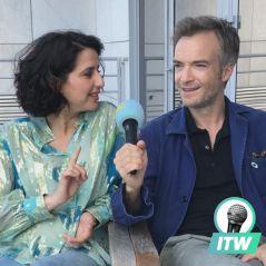 Jonathan Lambert et Nadia Roz : surnom, chanson préférée... L'interro surprise des stars de Péplum