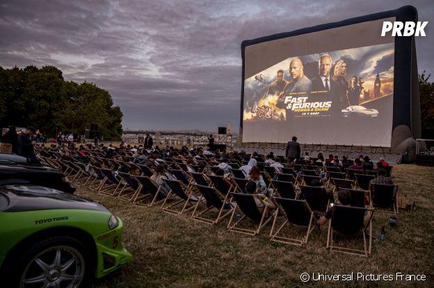 Fast and Furious Hobbs & Shaw : l'avant-première française en plein air !