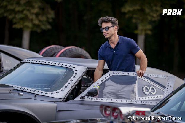 Kevin Dias à l'avant-première de Fast and Furious : Hobbs & Shaw